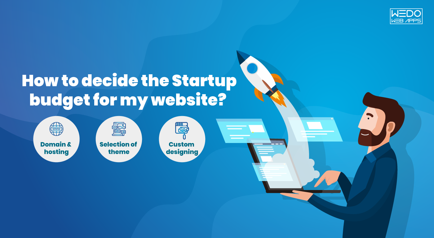 How To Decide The Website Startup Costs For A Startup Business?
